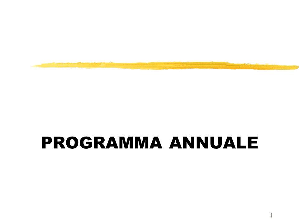 2 Programma annuale (art.2 D.I. 44/2001)art. 2 D.I.