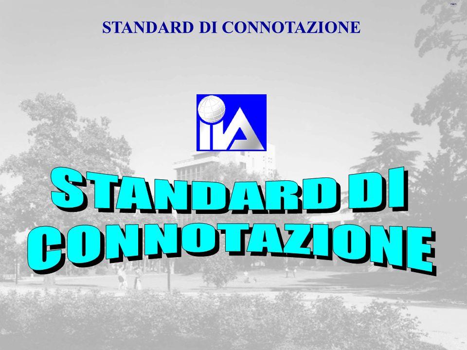 m&m STANDARD DI CONNOTAZIONE