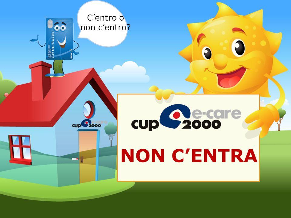 NON CENTRA Centro o non centro