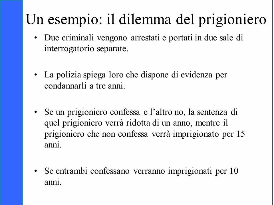 Copyright SDA Bocconi 2005 Competing Technologies, Network Externalities …n 6 Un esempio: il dilemma del prigioniero Due criminali vengono arrestati e