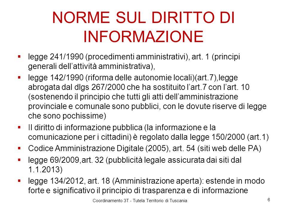 normativa legge 190/2012 (anticorruzione): delega al governo per il riassetto di tutta la materia in tema di trasparenza,accessibilità e pubblicità dei dati pubblici (dlgs 33/2013 G.U.
