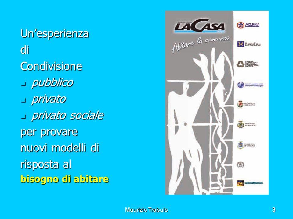 Maurizio Trabuio14 Unidea