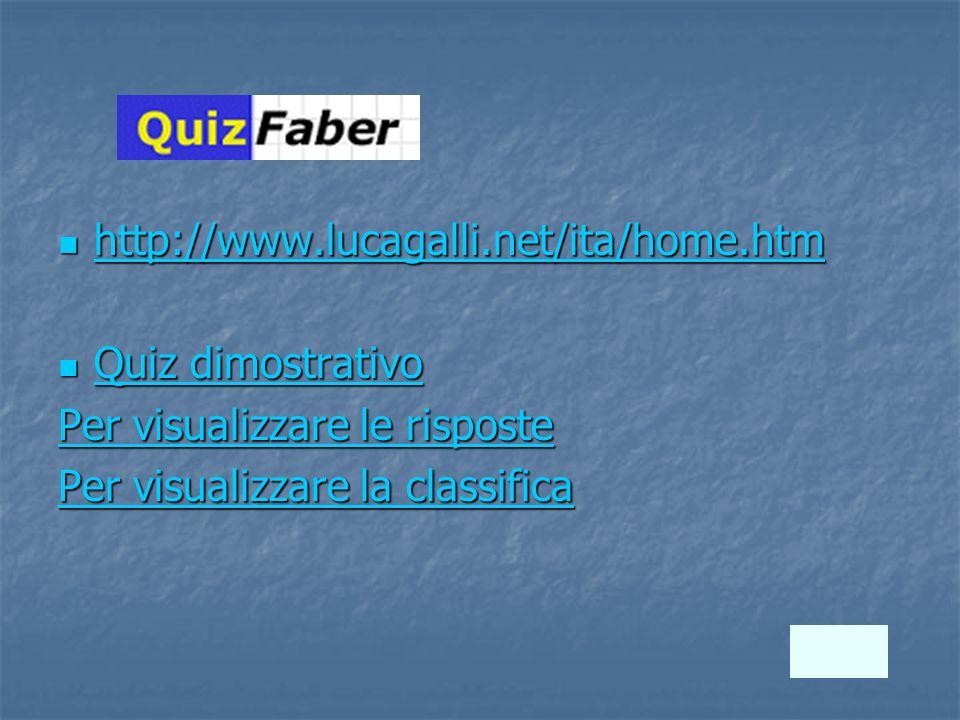 http://www.lucagalli.net/ita/home.htm http://www.lucagalli.net/ita/home.htm http://www.lucagalli.net/ita/home.htm Quiz dimostrativo Quiz dimostrativo