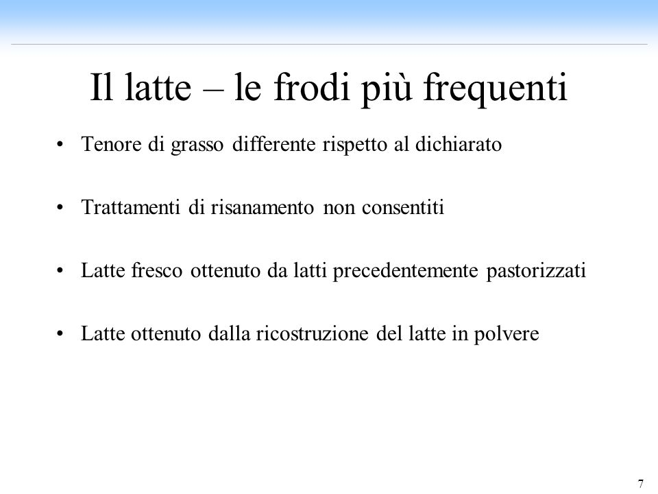 28 Impiego del latte in Italia per i vari formaggi (in quantità) DOP 38,7% Altri formaggi 31,4% Formaggi 70% Per denominazione Duri 29,8% Semiduri 10,7% Molli 8,3% Freschi 21,2% Per tipologia dati Ismea Osservatorio latte 2001