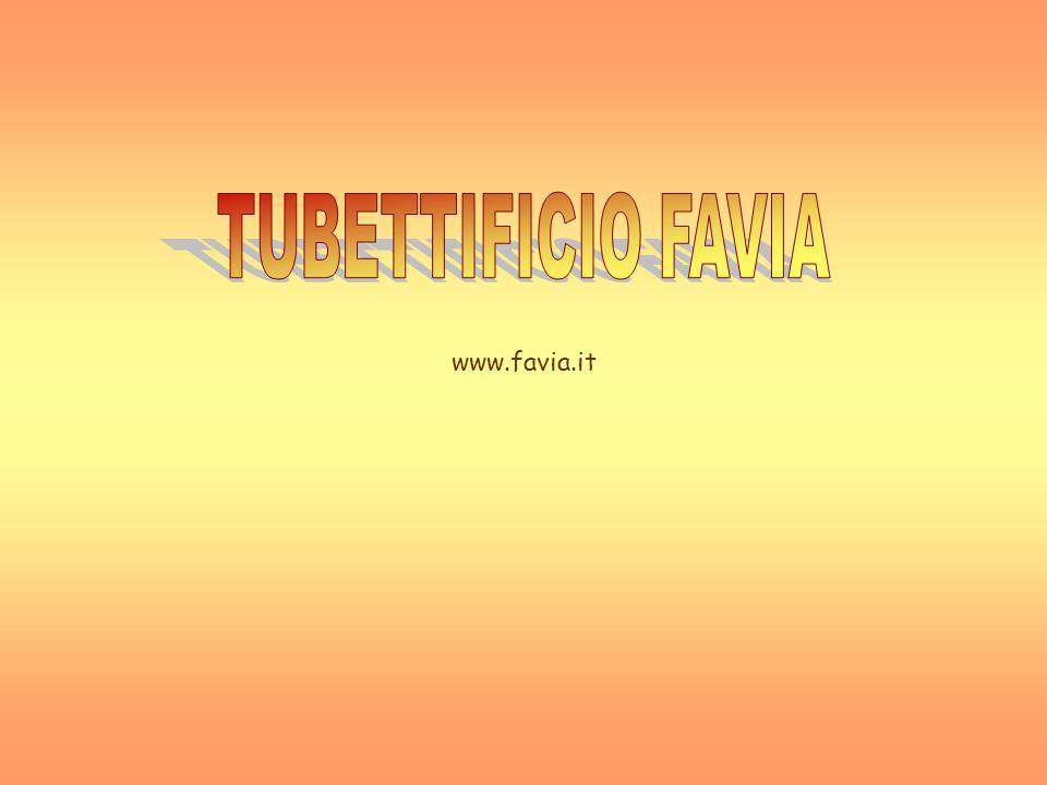 Tubettificio Favia Sito a Cernusco sul Naviglio, in via Verona 7.