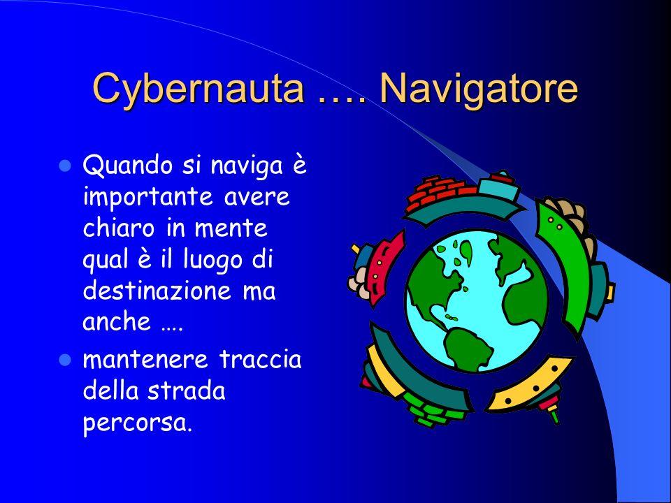 INTERNET Quasi ogni volta in cui hai sentito parlare di Internet o del World Wide Web hai probabilmente sentito pronunciare il termine cyberspace. .