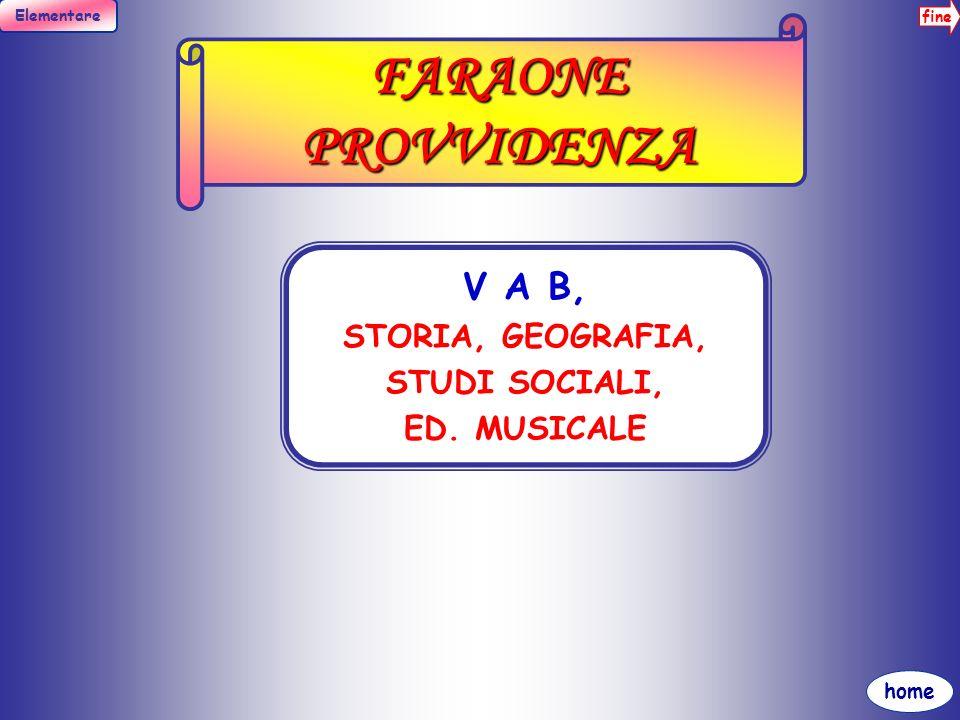 fine Elementare home FERRANTI VITA II A B MATEMATICA, ED.MOTORIA