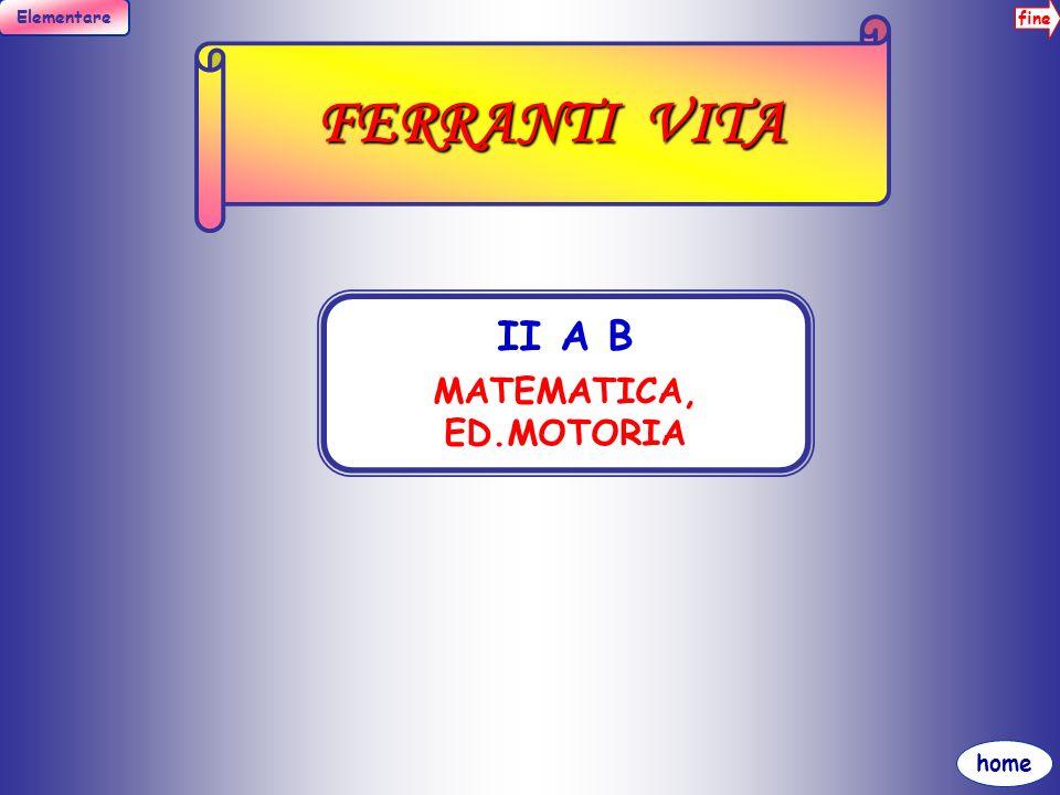 fine Elementare home LENTINI CARMELA V A B ITALIANO, RELIGIONE, ED. IMMAGINE