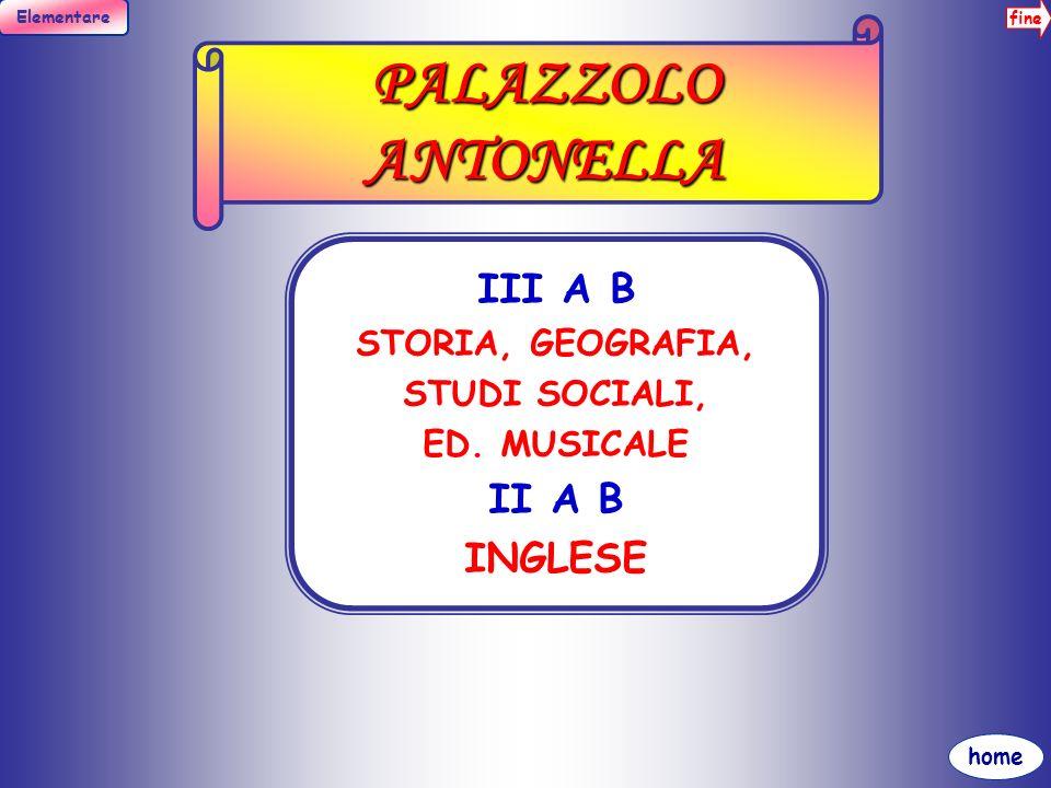 fine Elementare home RIZZO FRANCESCO IV A B, ITALIANO ED, IMMAGINE