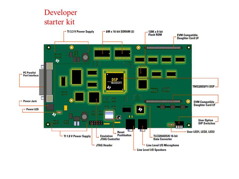Developer starter kit