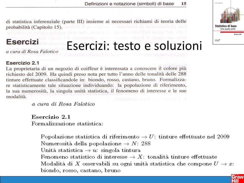 Storia (continua) 5.La fase metodologica si fa inziare con A.