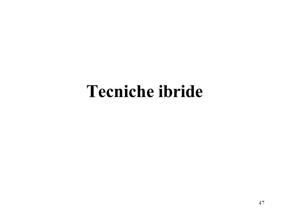 47 Tecniche ibride