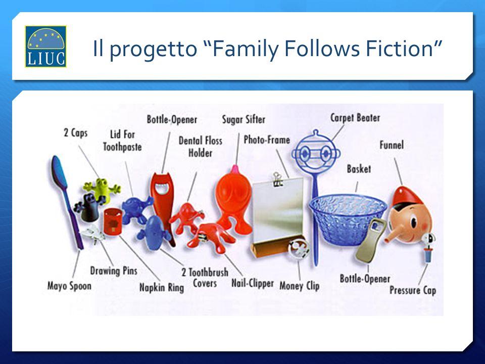 Il progetto Family Follows Fiction