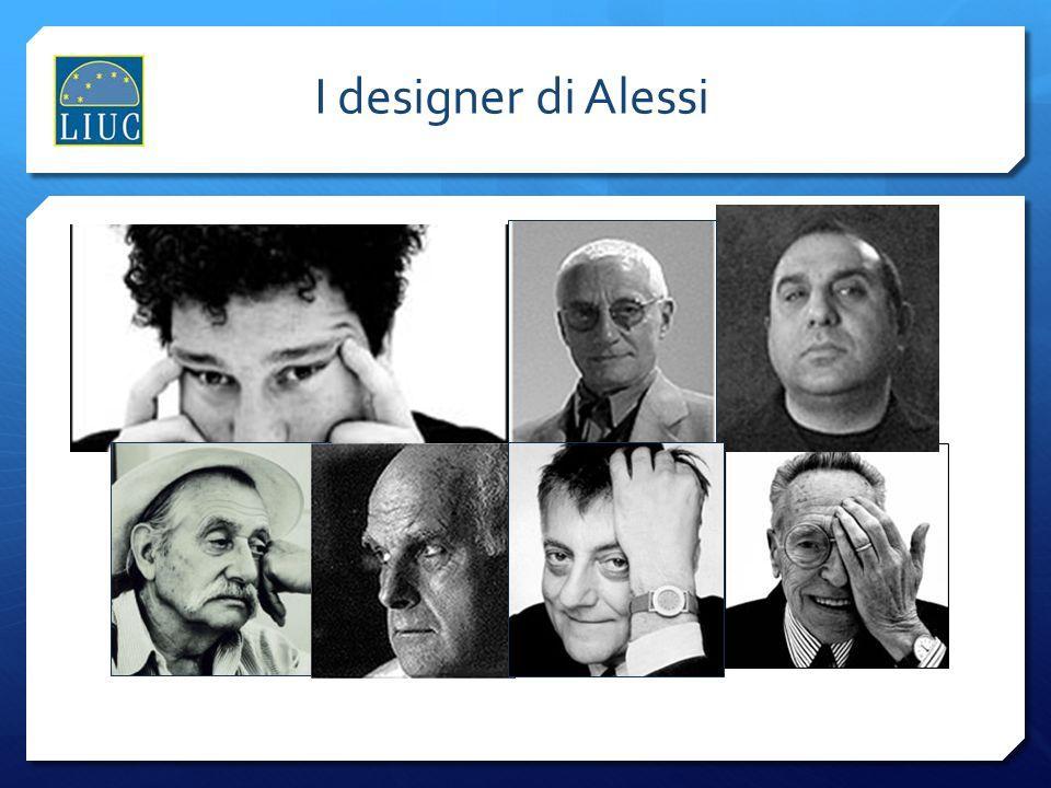 I designer di Alessi