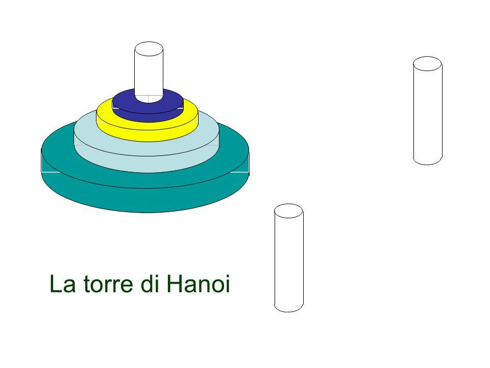 La torre di Hanoi