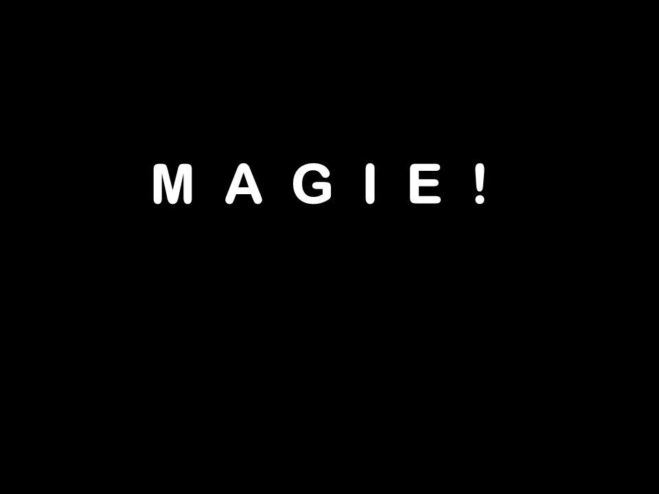 M A G I E !