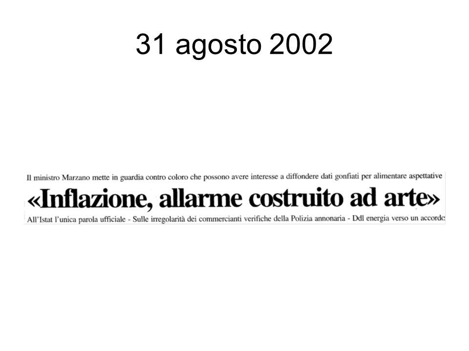 31 agosto 2002