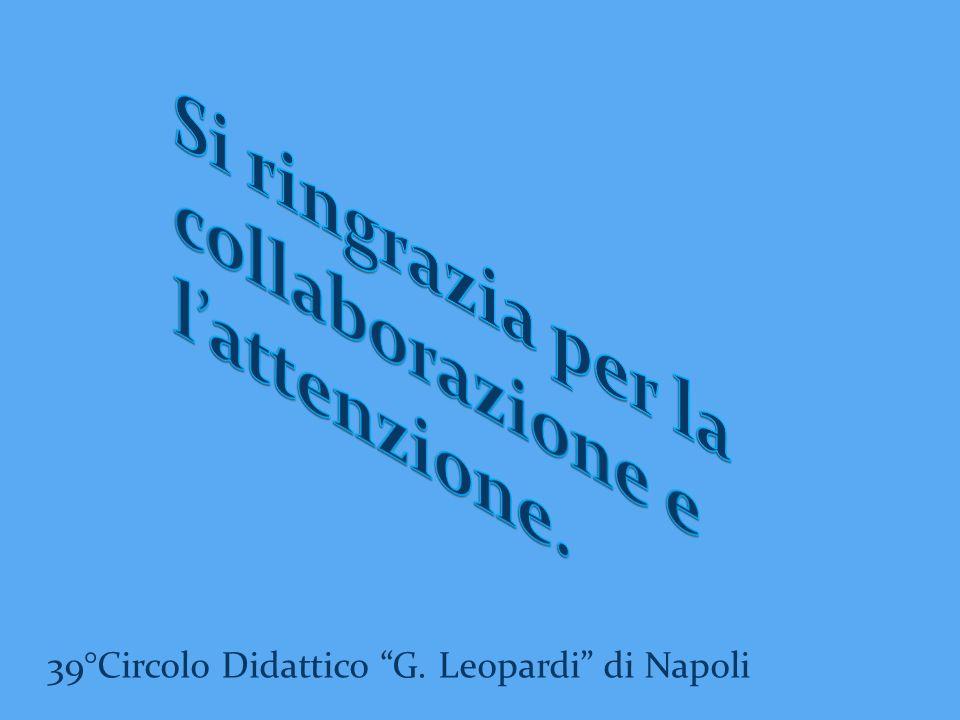 39°Circolo Didattico G. Leopardi di Napoli