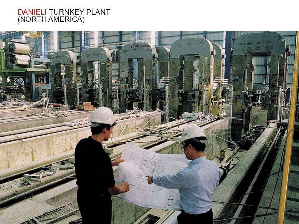 DANIELI TURNKEY PLANT (NORTH AMERICA)