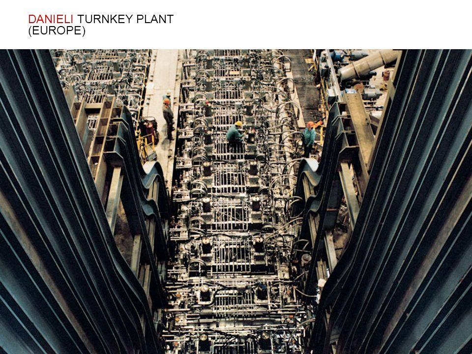 DANIELI TURNKEY PLANT (EUROPE)
