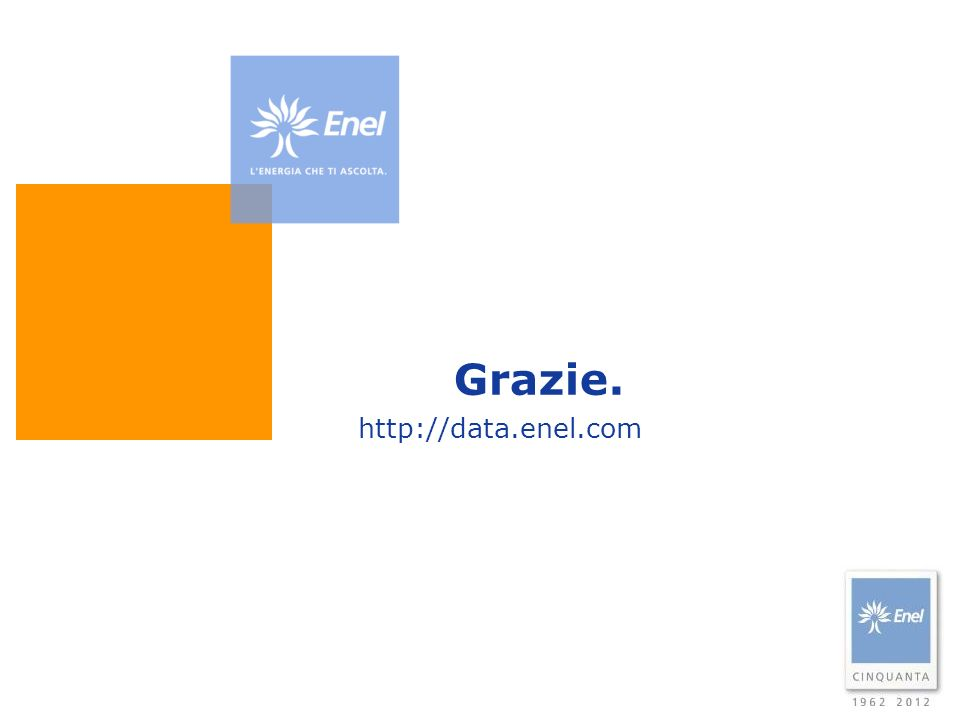 OPEN DATA Enel 2013