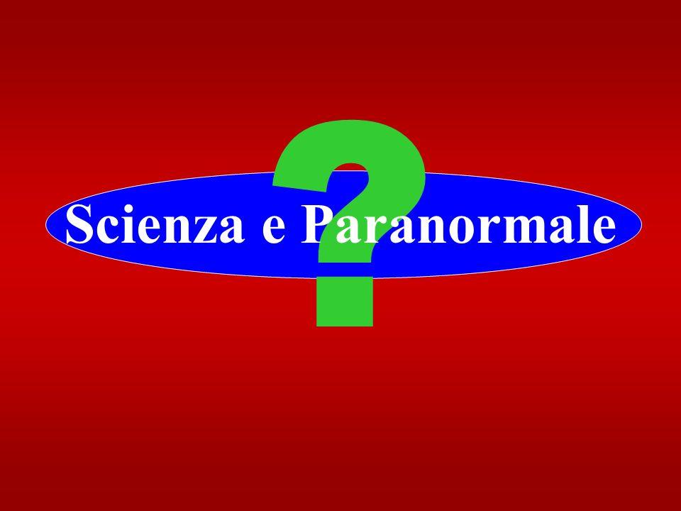 ? Scienza e Paranormale
