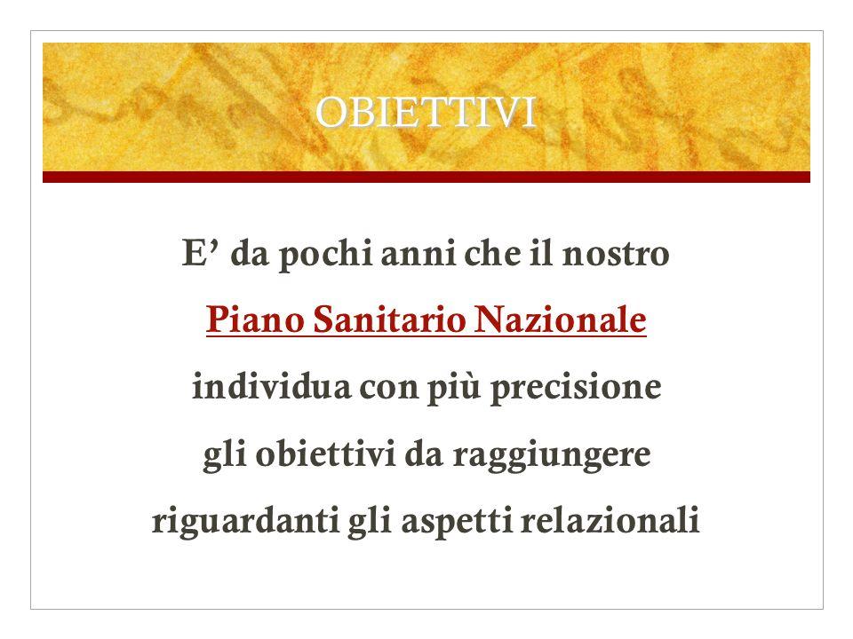 LIVELLI DI INTERVENTO 1.