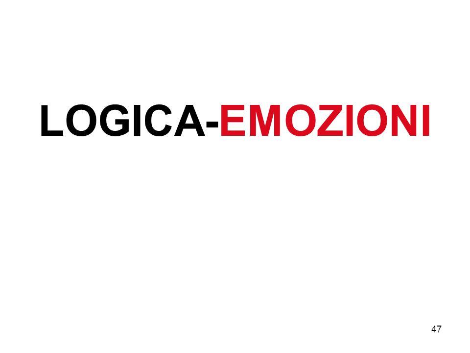 47 LOGICA-EMOZIONI