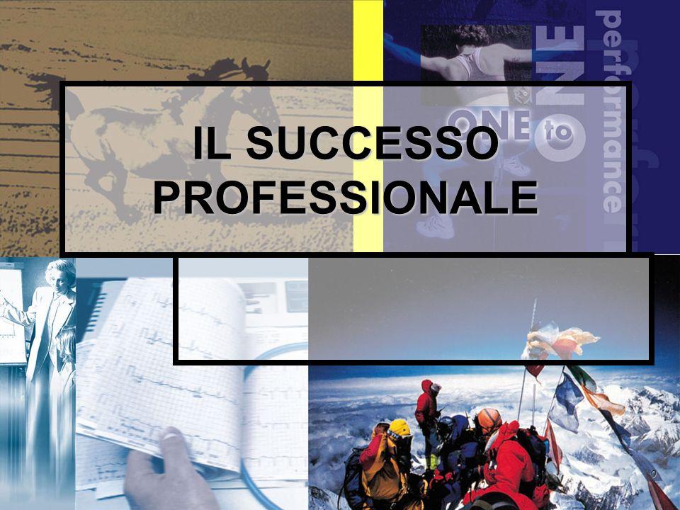 9 IL SUCCESSO PROFESSIONALE