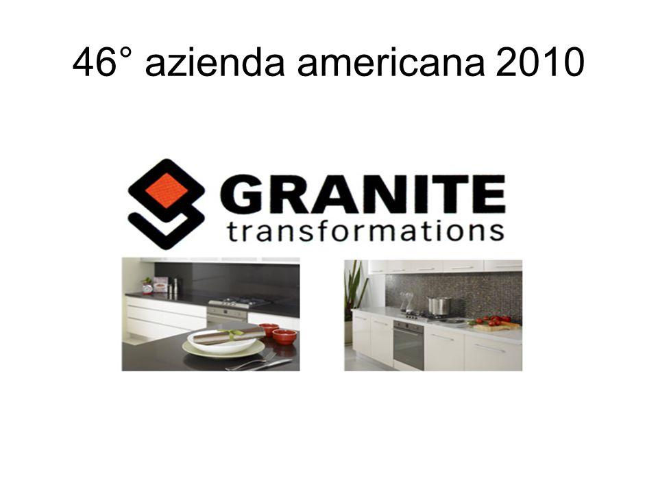 46° azienda americana 2010