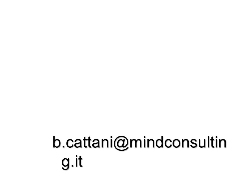 b.cattani@mindconsultin g.it