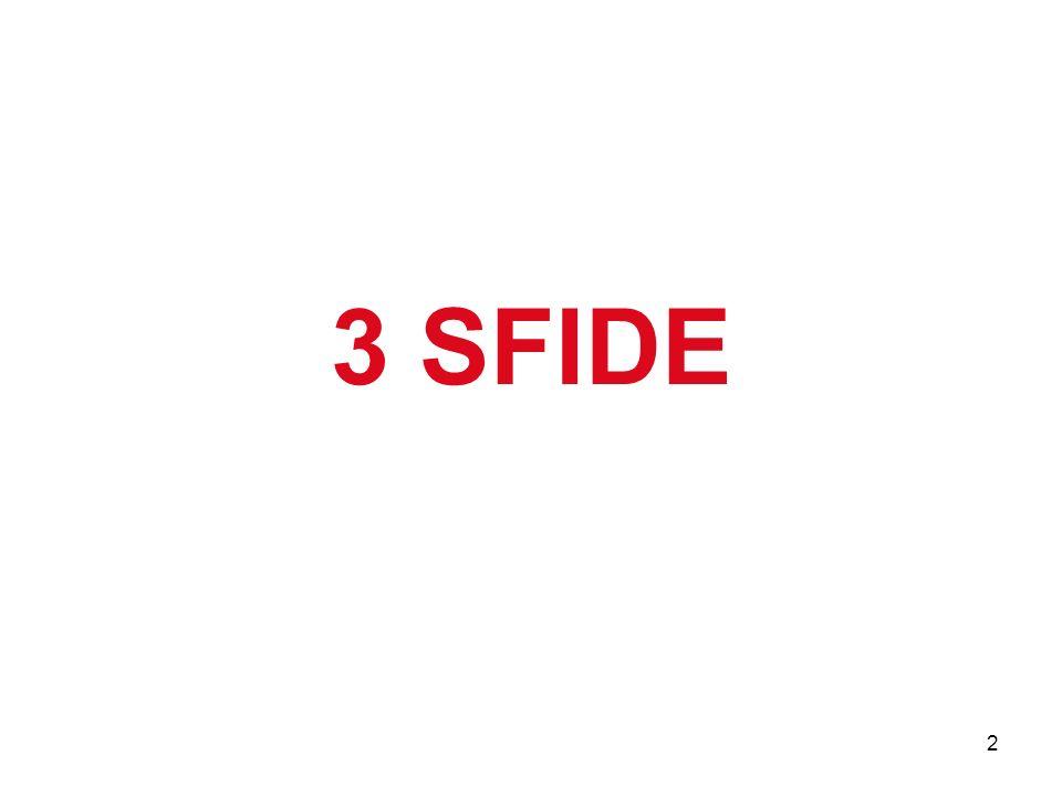 2 3 SFIDE