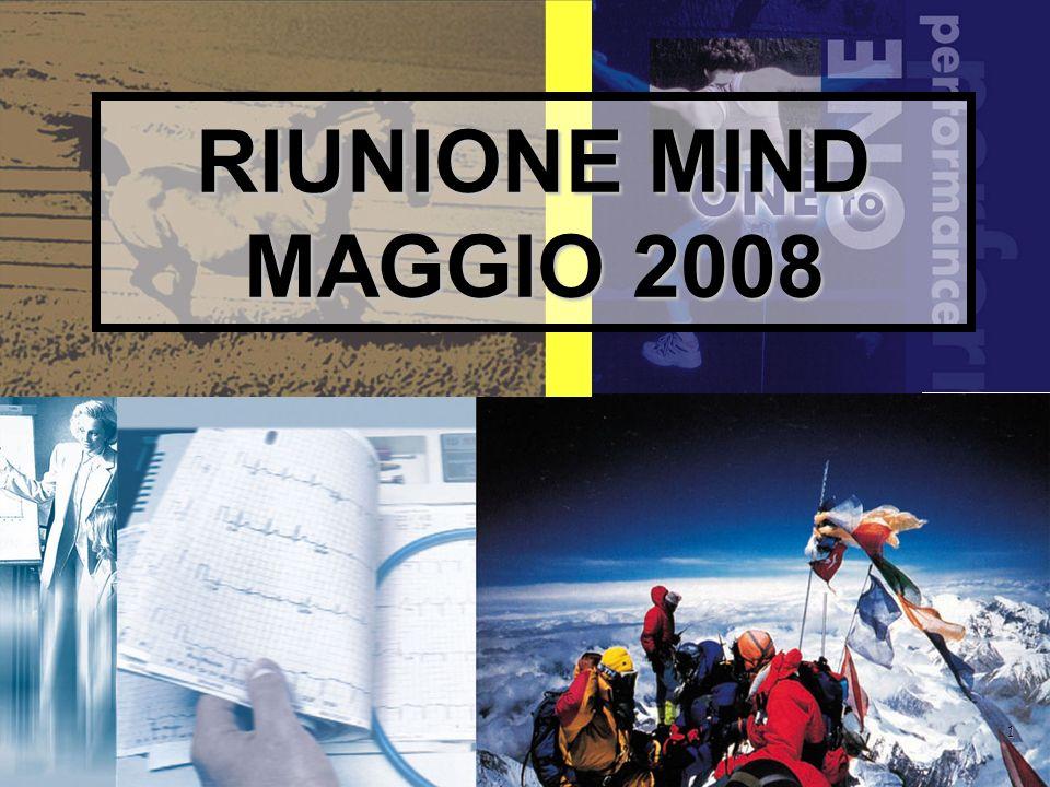 1 RIUNIONE MIND MAGGIO 2008