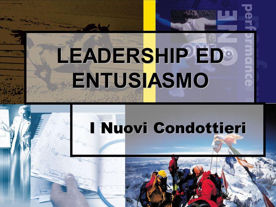 12 PRINCIPI DI MOTIVAZIONE E LEADERSHIP