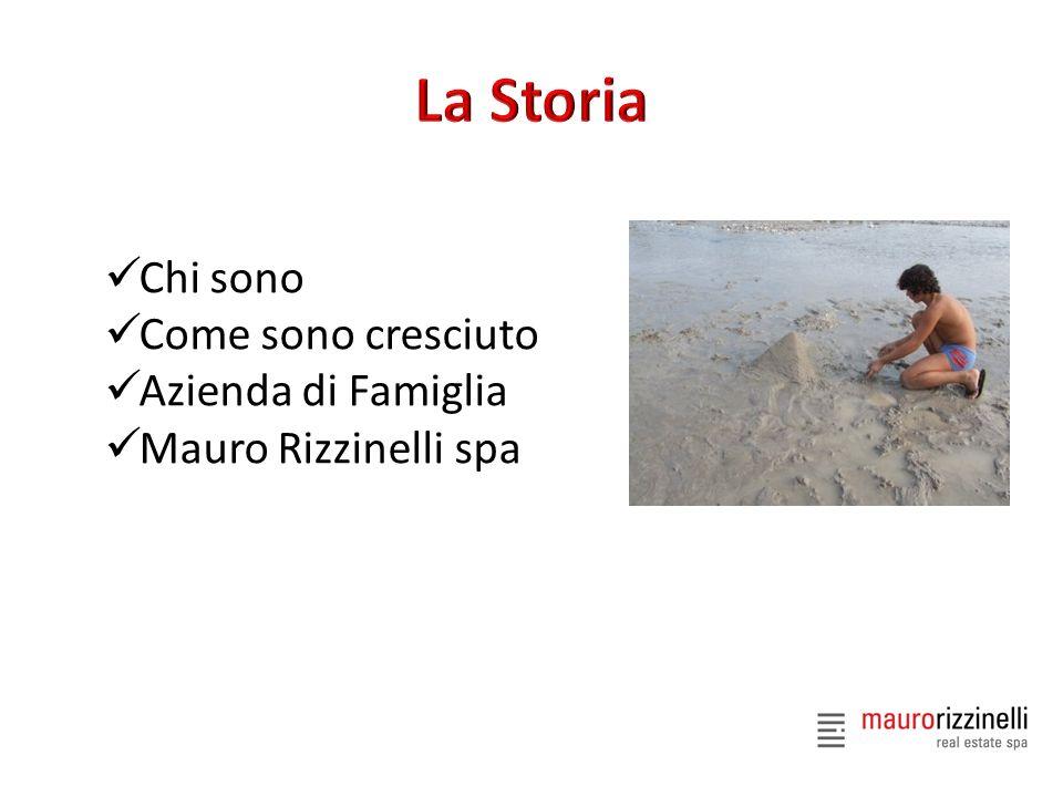 Chi sono Come sono cresciuto Azienda di Famiglia Mauro Rizzinelli spa