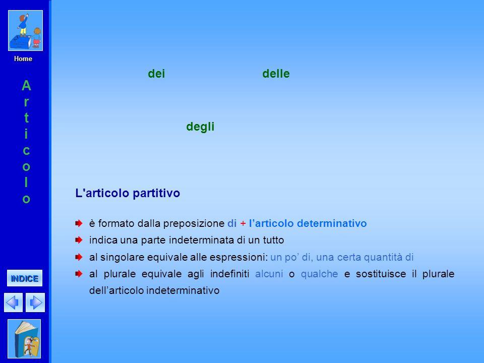 Home le forme dellarticoloesempi larticolo maschile un si usa davanti a parole che iniziano per consonante (eccetto x, y, z e i gruppi consonantici gn