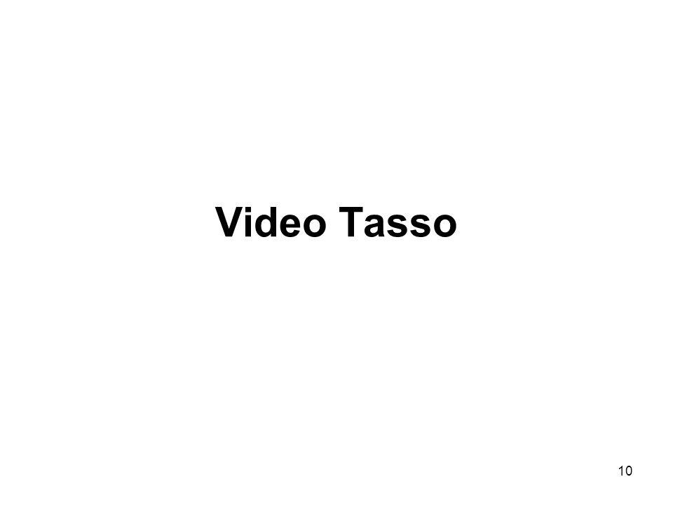 10 Video Tasso