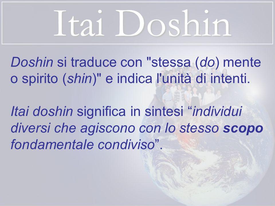 Itai Doshin Doshin si traduce con