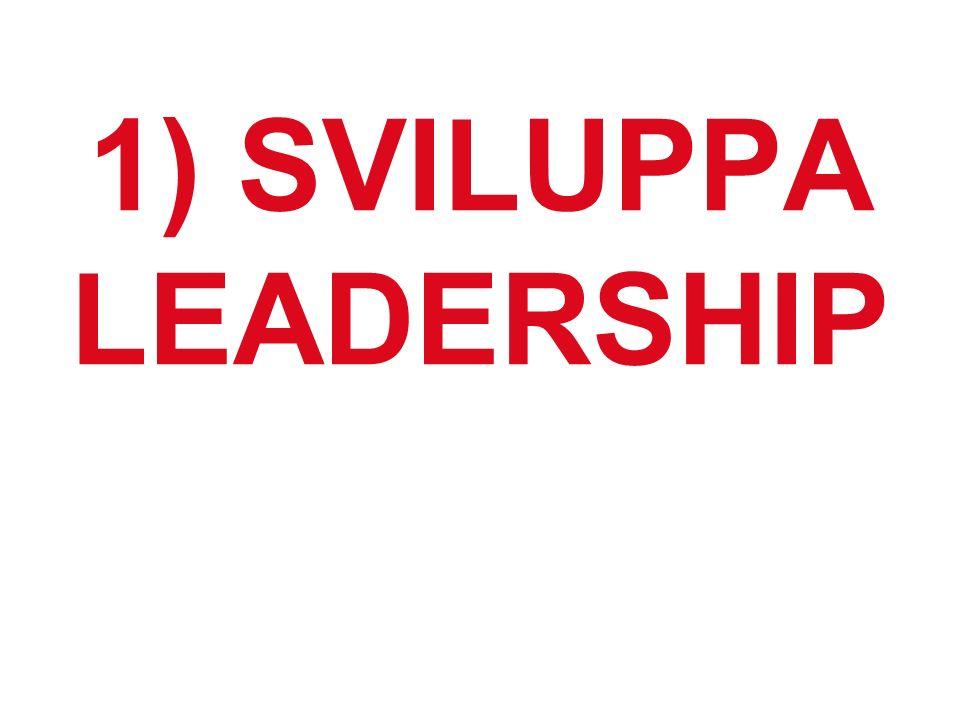 1) SVILUPPA LEADERSHIP