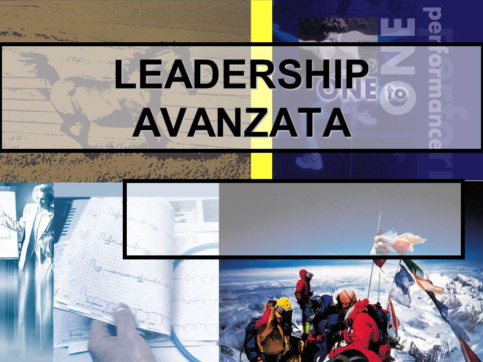 1 LEADERSHIP AVANZATA