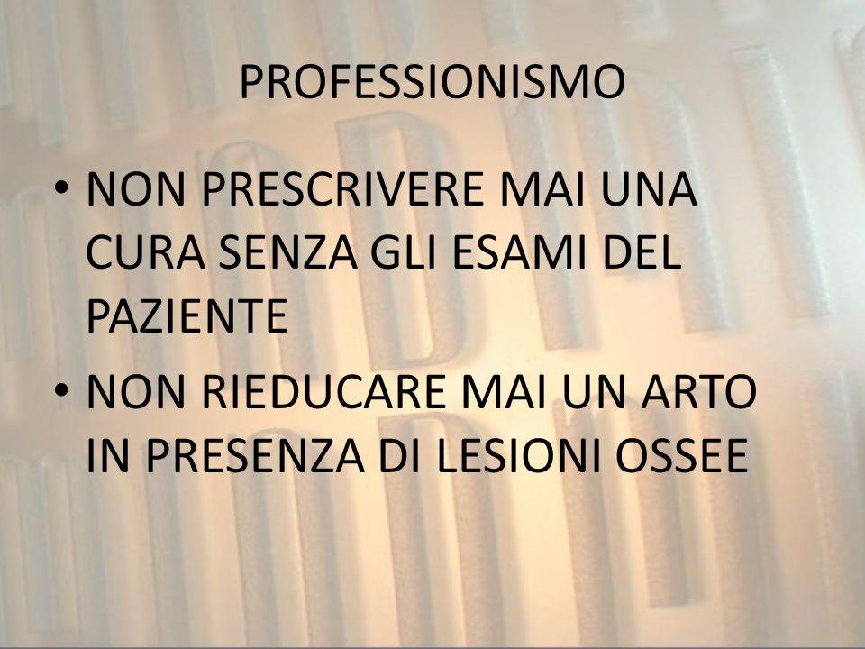 PROFESSIONISMO (PER CONSULENTI AZIENDALI): USA I NOSTRI STRUMENTI DIAGNOSTICI (HTA, MP E CORPORATE) NON INIZIARE MAI UNAZIONE SU UN CLIENTE SE NON HA IN FUNZIONE I DATI PRECEDENTI