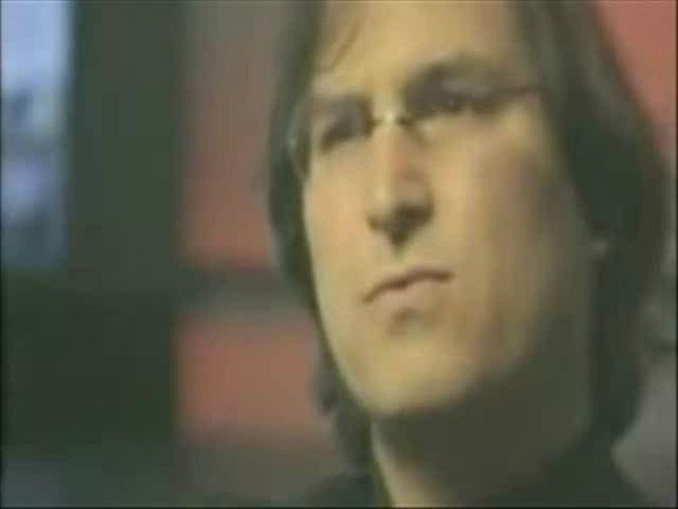 Steve Jobs, circa 1997, parla del fallimento di Apple