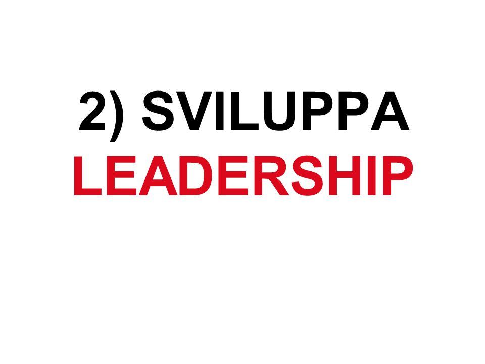 2) SVILUPPA LEADERSHIP