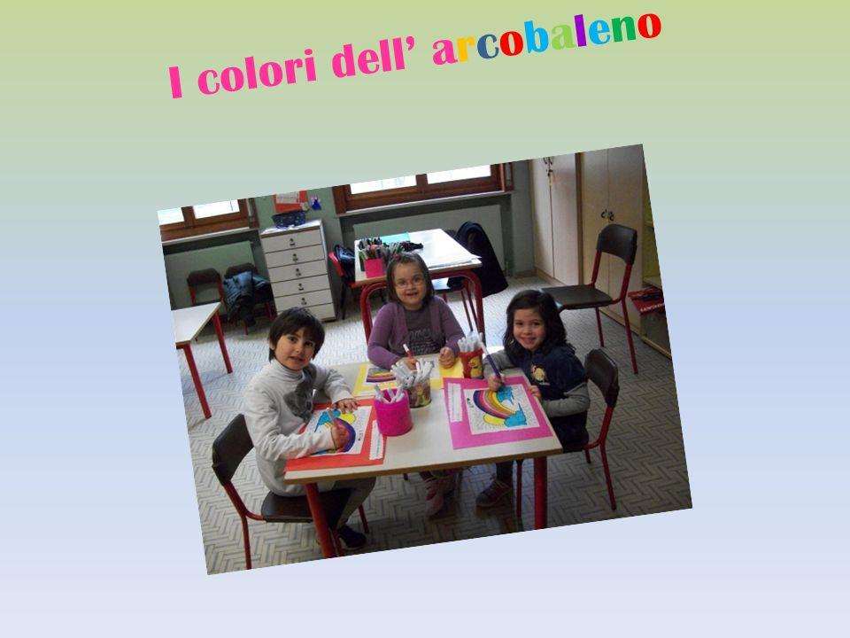 I colori dell arcobaleno