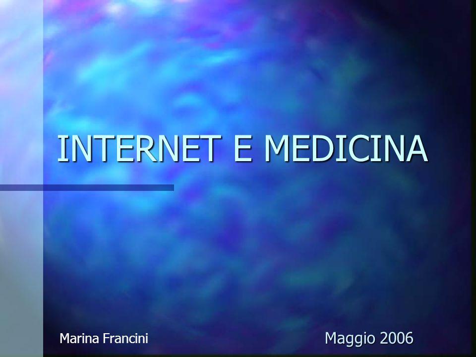 Una buona informazione è la miglior medicina (Donald A.B. Lindberg)