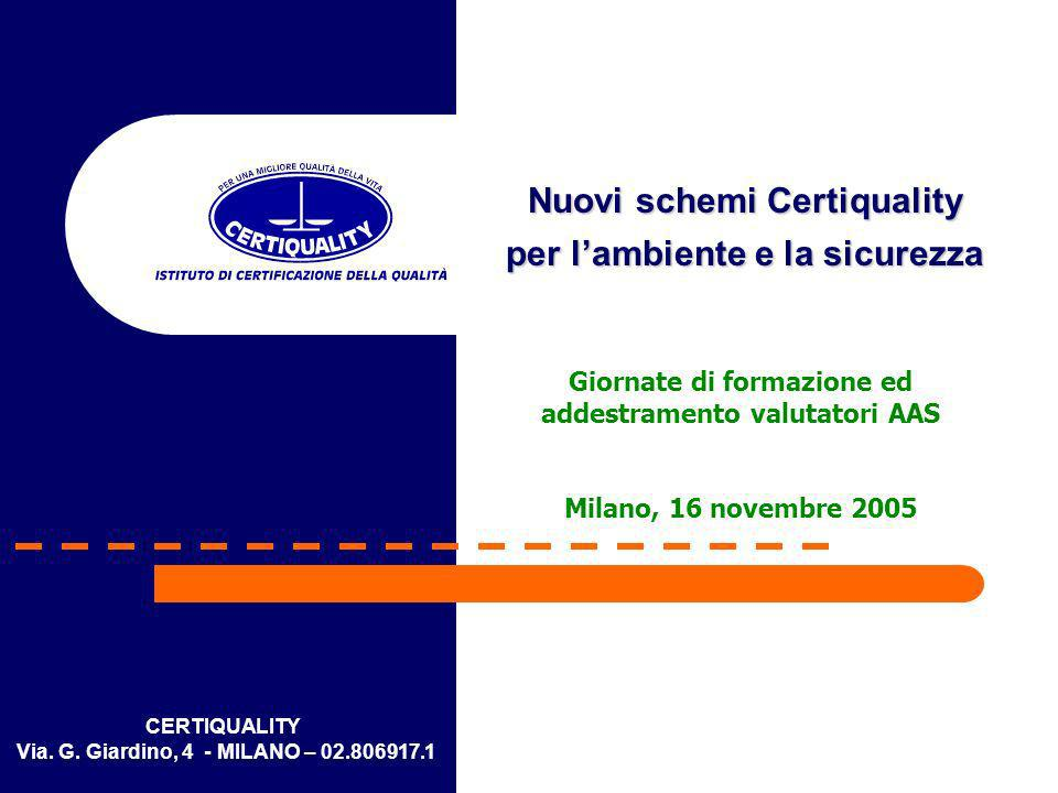 CERTIQUALITY Via. G.