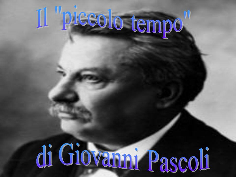 Il fanciullino Nelle pagine de Il fanciullino Pascoli esprime il suo concetto di poetica strettamente connessa alle tematiche decadenti.