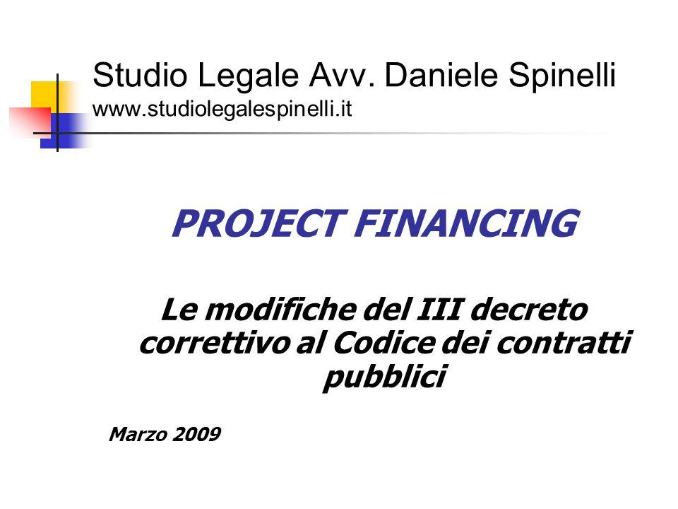 Le novità del D.Lgs. 152/2008 - Abrogati gli articoli 154 e 155 Cod.