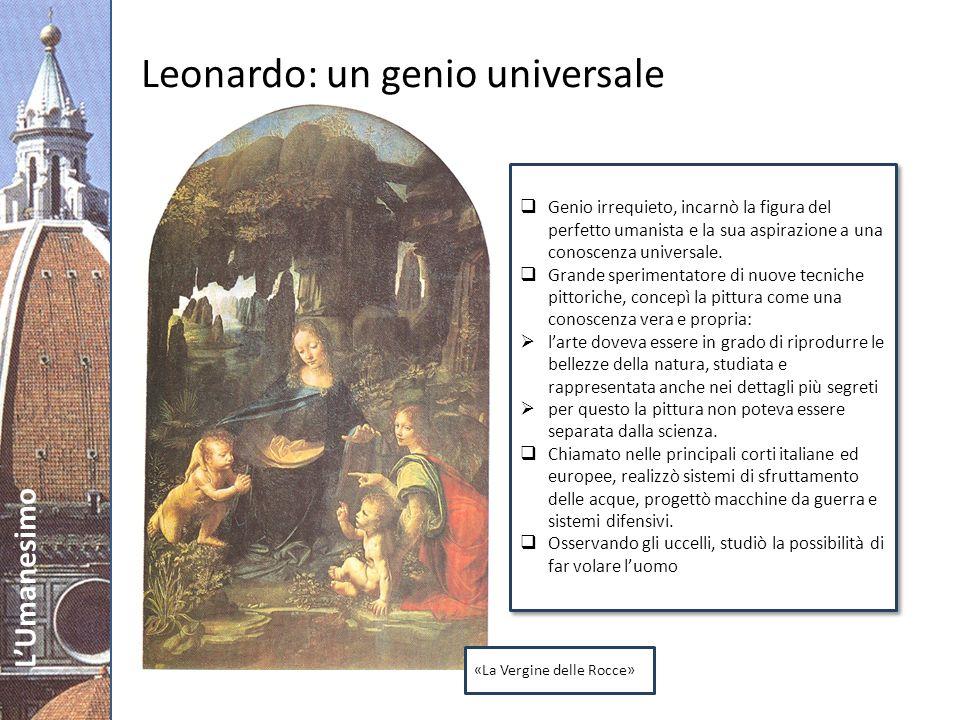 LUmanesimo Machiavelli: il fondatore della scienza politica Lattenzione alle attività umane e la formazione degli Stati regionali stimolò particolarmente la riflessione sulla storia e sulla politica.