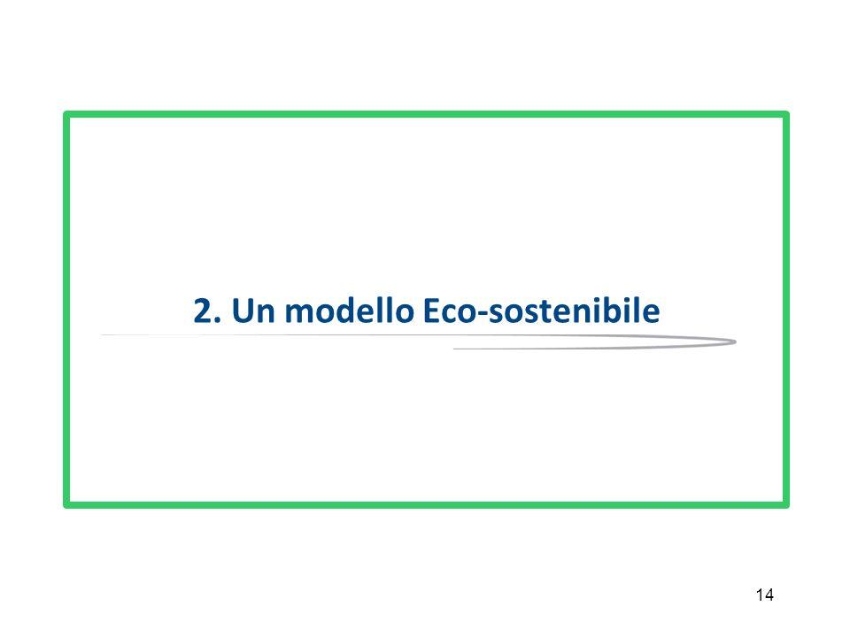 14 2. Un modello Eco-sostenibile